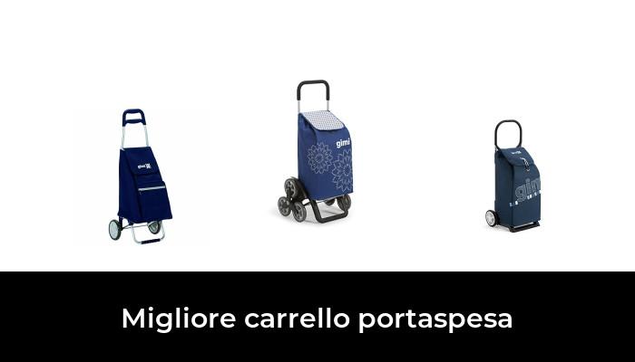 Nero Saliscale Borsa Impermeabile Rimovibile Portata 30kg Hopekings Carrello Portaspesa con 6 Ruote Carrello Spesa Pieghevole Richiudibile