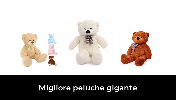 Lifestyle /& More Orsetto Gigante Orsacchiotto Bambina XXL 100 cm Grande Orsetto Peluche tenero Giocattolo Morbido e Vellutato da Amare
