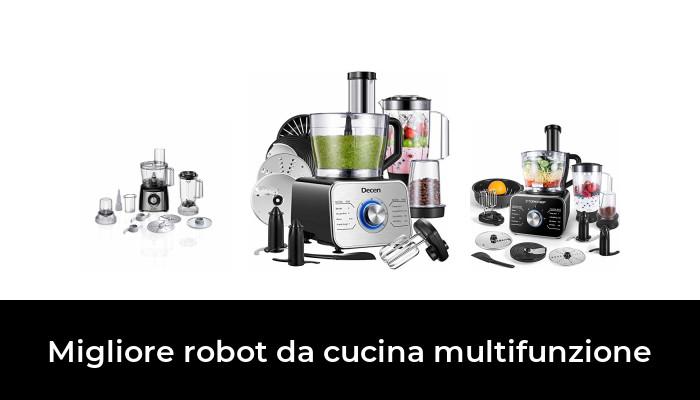 30 Migliore Robot Da Cucina Multifunzione Nel 2021 In Base A 37 Recensioni