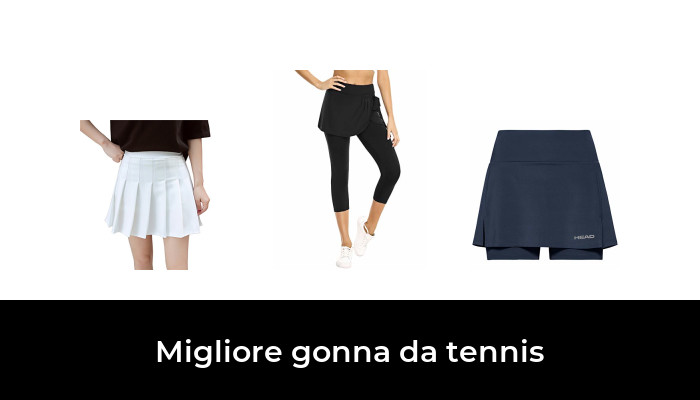 gonna sportiva tennis Gonna da donna con slip pattinaggio golf